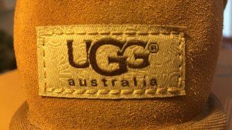 UGGブーツ(アグブーツ)偽物の見分け方・コピー品の見分け方